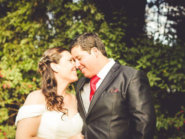 El matrimonio de Peca y Julio