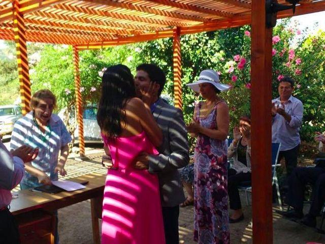 El matrimonio de Patricio y Giovanna en Villa Alemana, Valparaíso 1