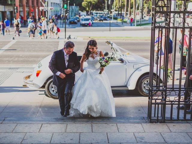 El matrimonio de Patricio y Giovanna en Villa Alemana, Valparaíso 5
