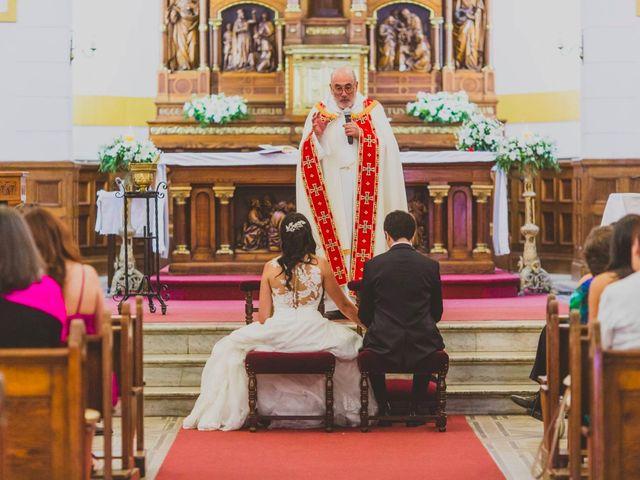 El matrimonio de Patricio y Giovanna en Villa Alemana, Valparaíso 6