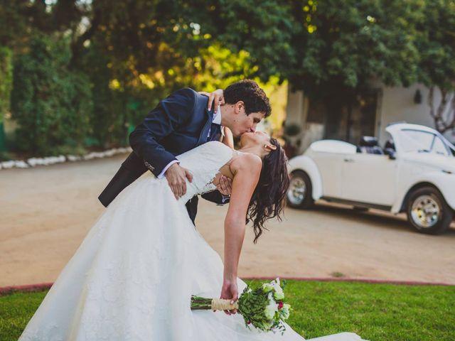 El matrimonio de Patricio y Giovanna en Villa Alemana, Valparaíso 8