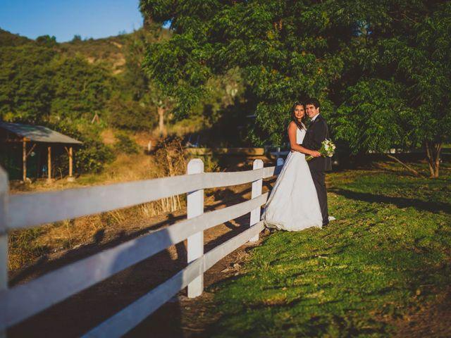 El matrimonio de Patricio y Giovanna en Villa Alemana, Valparaíso 9