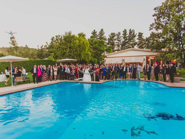 El matrimonio de Patricio y Giovanna en Villa Alemana, Valparaíso 13