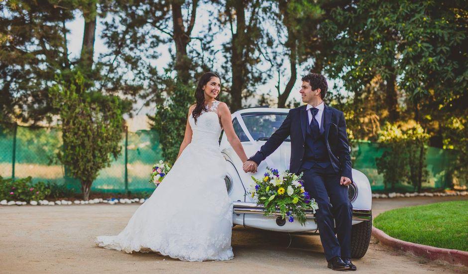 El matrimonio de Patricio y Giovanna en Villa Alemana, Valparaíso