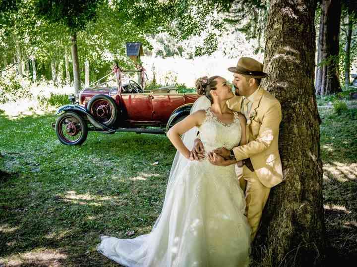 El matrimonio de Rodrigo  y Inés