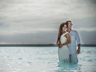 El matrimonio de Paulina y Juan Pablo