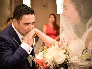 El matrimonio de Gabriela y César 1
