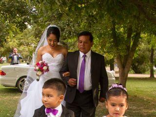 El matrimonio de Yaremi y William 1