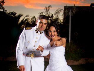 El matrimonio de Yaremi y William
