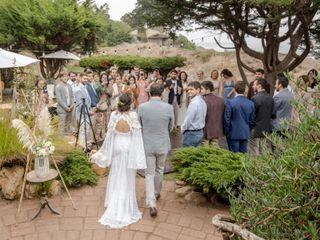 El matrimonio de Fernanda y Nicolás 1