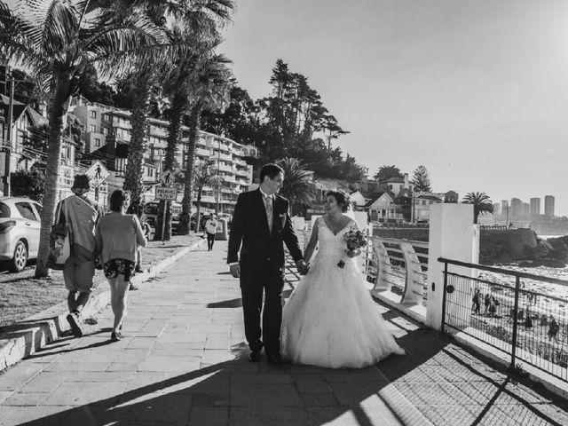 El matrimonio de Jonathan y Natalia en Concón, Valparaíso 2