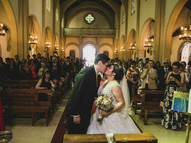 El matrimonio de Natalia y Jonathan