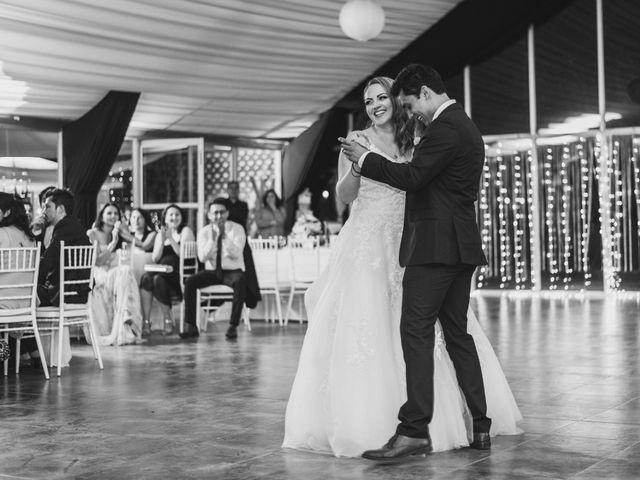 El matrimonio de Romina y Christopher