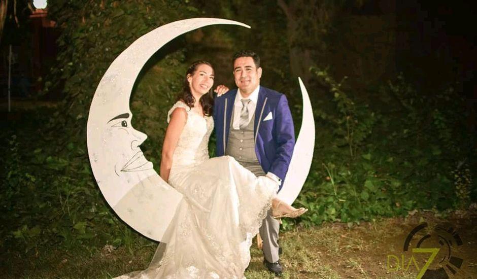 El matrimonio de César y Gabriela en Pirque, Cordillera
