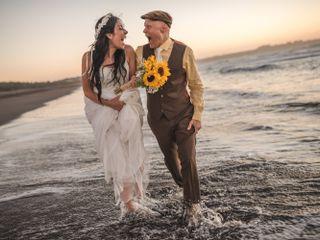 El matrimonio de Cote y Tom