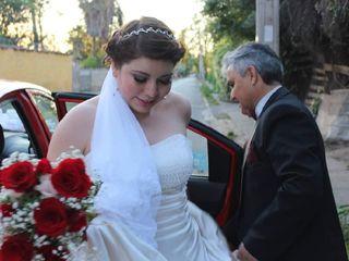 El matrimonio de Damaris y Marco 1