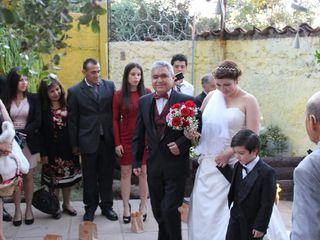 El matrimonio de Damaris y Marco 2
