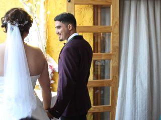 El matrimonio de Damaris y Marco 3