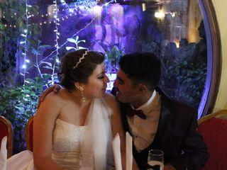 El matrimonio de Damaris y Marco