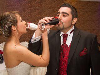 El matrimonio de Maritza y Sebastián 1
