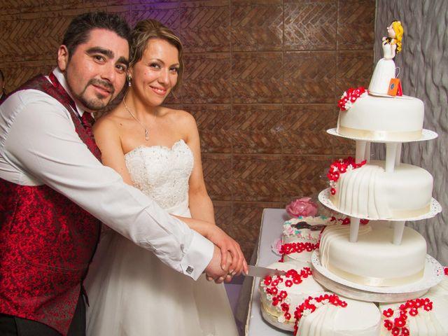 El matrimonio de Maritza y Sebastián