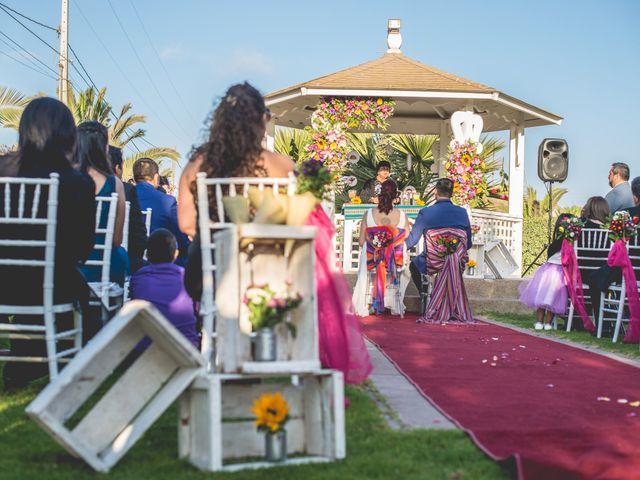 El matrimonio de Alvaro y Karla en La Serena, Elqui 6
