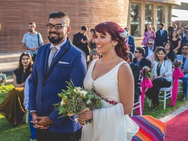 El matrimonio de Alvaro y Karla en La Serena, Elqui 11