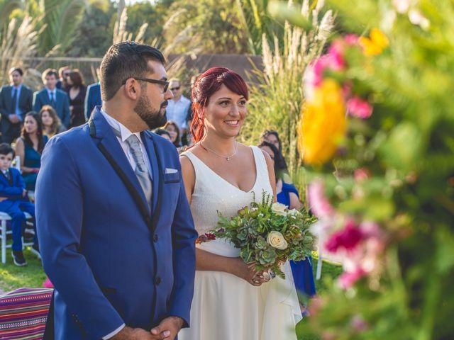 El matrimonio de Alvaro y Karla en La Serena, Elqui 12