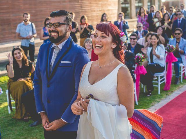 El matrimonio de Alvaro y Karla en La Serena, Elqui 14