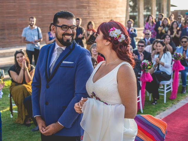El matrimonio de Karla y Alvaro