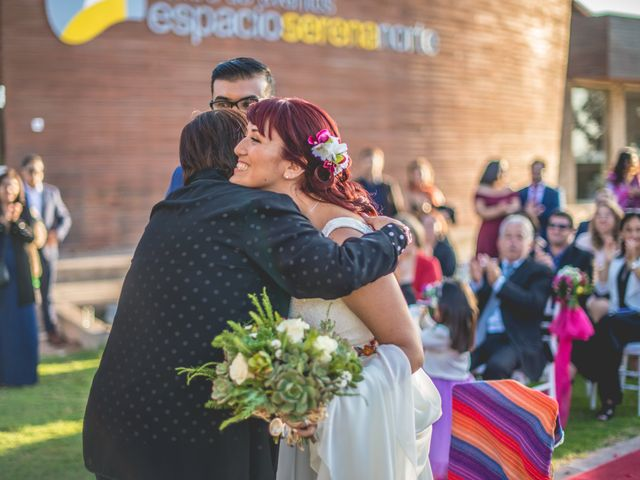 El matrimonio de Alvaro y Karla en La Serena, Elqui 1