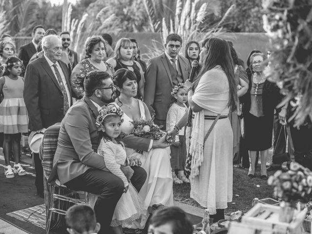 El matrimonio de Alvaro y Karla en La Serena, Elqui 16