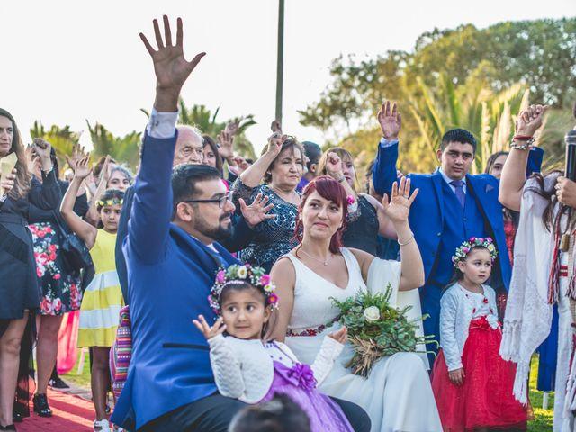 El matrimonio de Alvaro y Karla en La Serena, Elqui 17