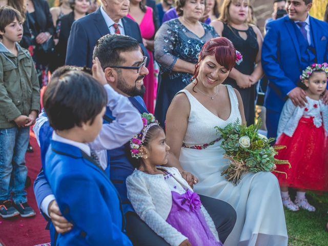 El matrimonio de Alvaro y Karla en La Serena, Elqui 18