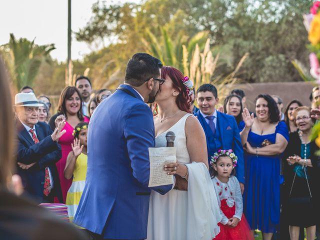 El matrimonio de Alvaro y Karla en La Serena, Elqui 19
