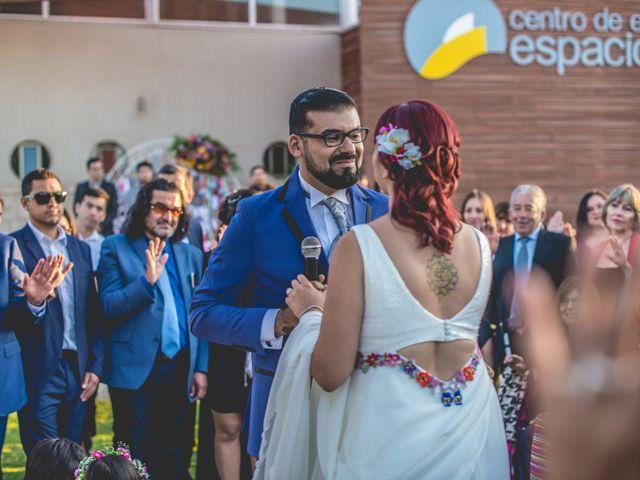 El matrimonio de Alvaro y Karla en La Serena, Elqui 20