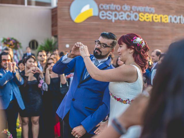El matrimonio de Alvaro y Karla en La Serena, Elqui 22