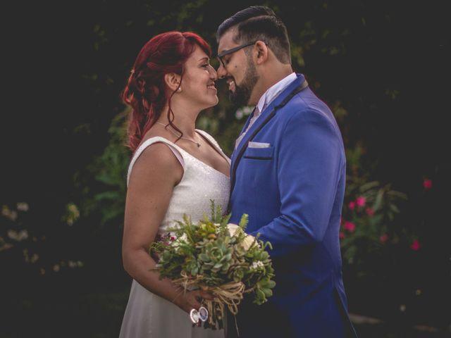 El matrimonio de Alvaro y Karla en La Serena, Elqui 23