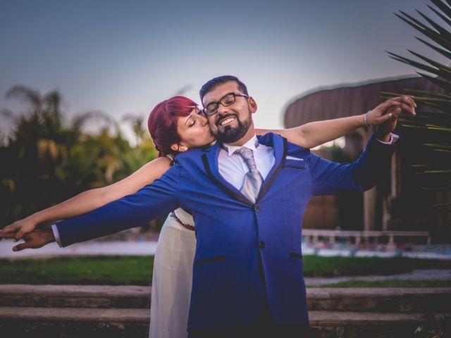 El matrimonio de Alvaro y Karla en La Serena, Elqui 24