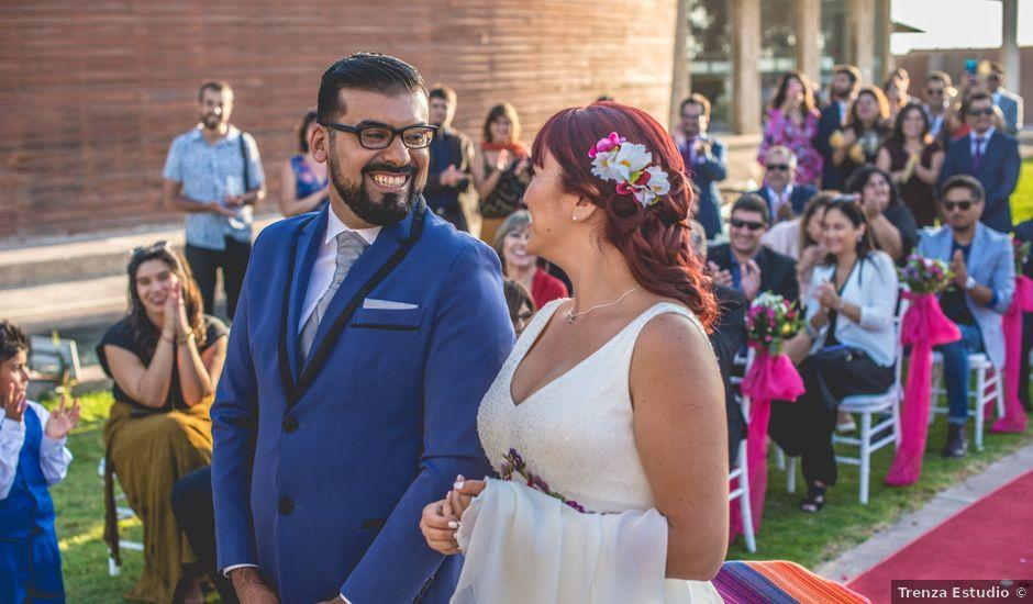 El matrimonio de Alvaro y Karla en La Serena, Elqui