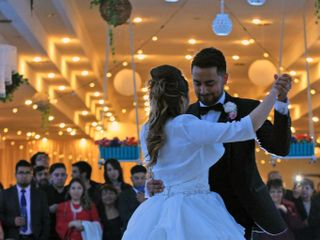 El matrimonio de Tamara y Felipe 1