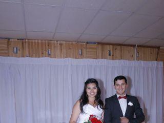 El matrimonio de Claudia y Guillermo  2