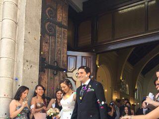 El matrimonio de Javiera  y Carlos  1