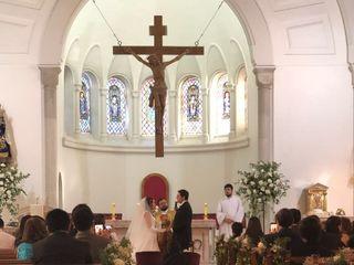 El matrimonio de Javiera  y Carlos  2