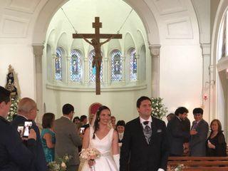 El matrimonio de Javiera  y Carlos  3