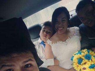 El matrimonio de Katherinne y Francisco 1