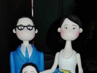 El matrimonio de Katherinne y Francisco 3