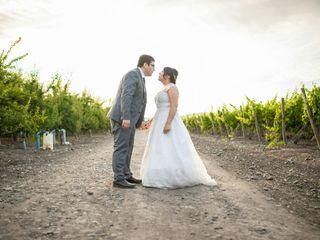 El matrimonio de Katherinne y Francisco