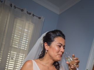 El matrimonio de Macarena y Armando 1