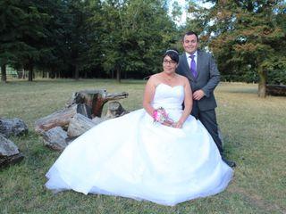 El matrimonio de Patricia y Guillermo